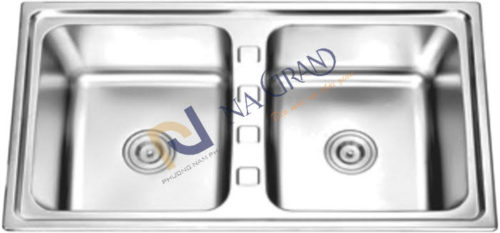 Chậu Rửa Chén INOX N22