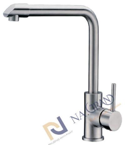 Vòi Rửa Chén Nóng Lạnh INOX 304 Cao Cấp N-4004