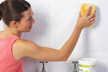 Những mẹo vệ sinh nhà tắm dễ dàng, nhanh chóng và hiệu quả