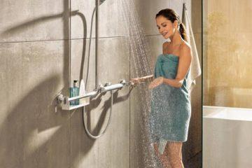 Kinh nghiệm chọn mua sen vòi tắm chất lượng và hiệu quả