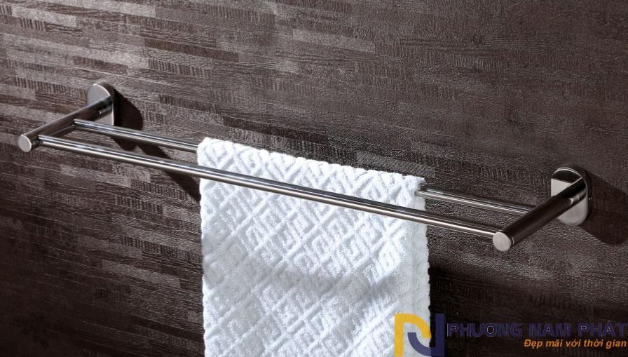 Cần bán thanh treo khăn inox 304 chính hãng, cao cấp, giá ưu đãi
