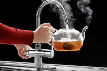 Những mẫu vòi rửa chén mới nhất hiện đang được ưa dùng hiện nay