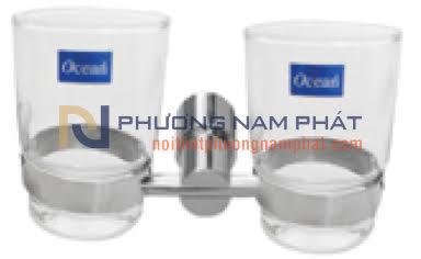 Kệ Đựng Cốc Đánh Răng INOX 304 L-2