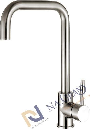Vòi Rửa Chén Nóng Lạnh INOX 304 Cao Cấp N-4001