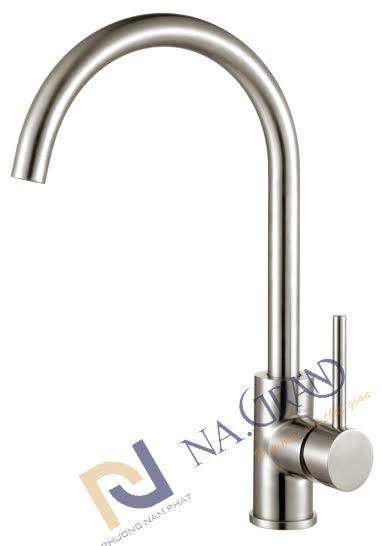 Vòi Rửa Chén Nóng Lạnh INOX 304 Cao Cấp N-4002