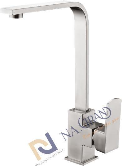 Vòi Rửa Chén Nóng Lạnh INOX 304 Cao Cấp N-4003