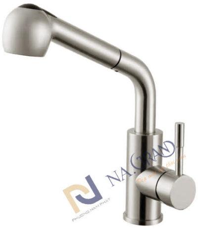 Vòi Rửa Chén Nóng Lạnh INOX 304 Cao Cấp N-4006