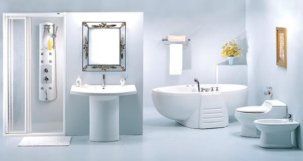 Những thiết bị cần thiết cho mỗi phòng tắm hiện đại ngày nay