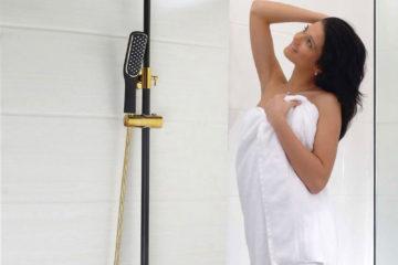 Bộ sen cây tắm nóng lạnh chính hãng được yêu thích nhất hiện nay