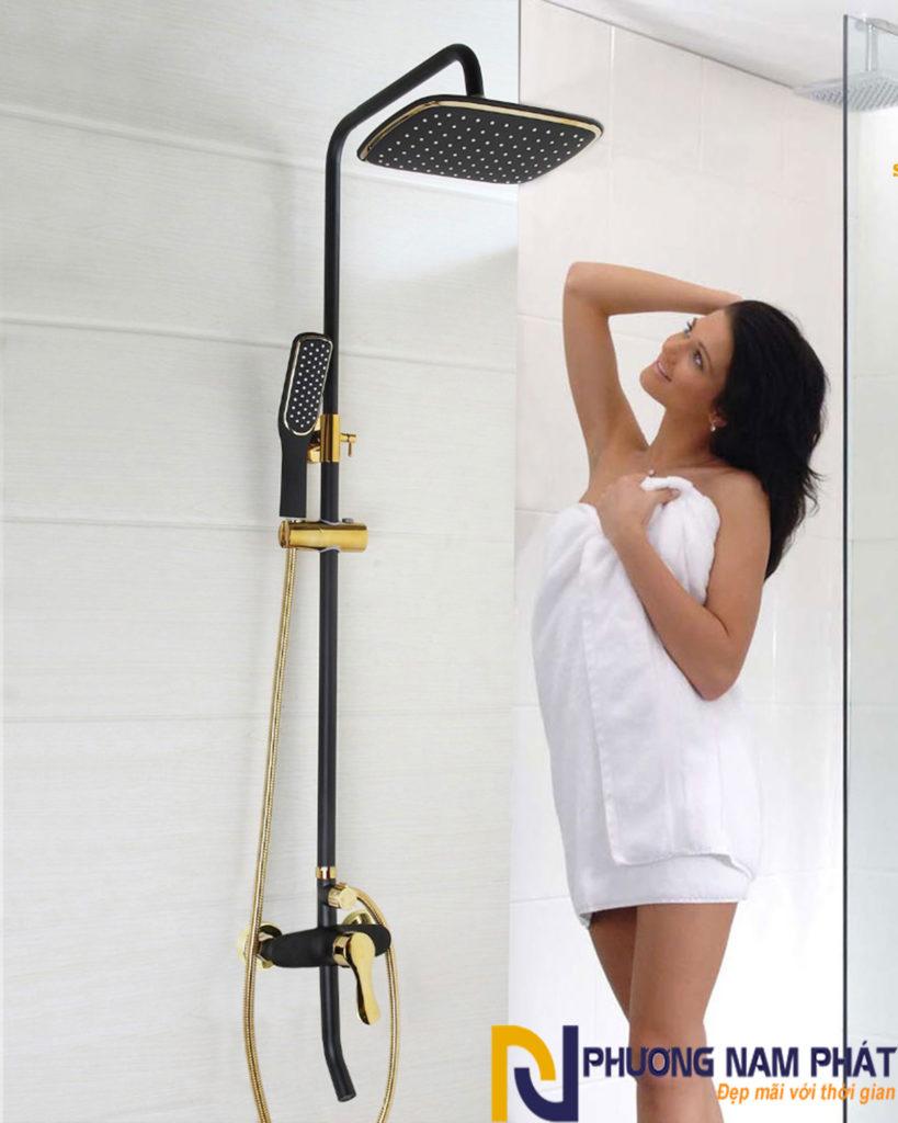 Sen cây tắm nóng lạnh cao cấp, chính hãng với giá rẻ