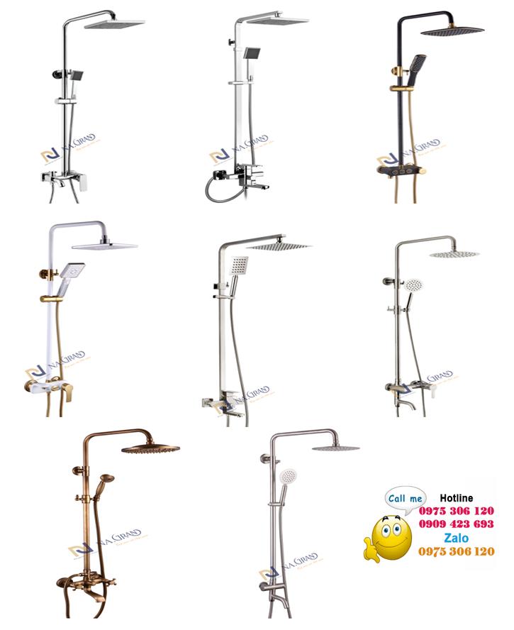 sen cây tắm đứng chất lượng cao giá rẻ