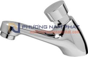 Vòi Rửa Mặt Lavabo Lạnh Mạ Crome và Niken N-6006