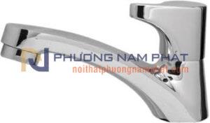 Vòi Rửa Mặt Lavabo Lạnh Mạ Crome và Niken N-6010